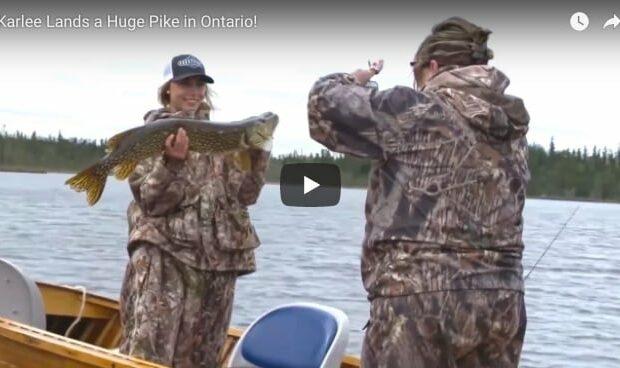 Karlee Huge Pike